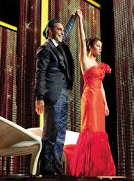 Hunger Games Halloween Costumes Katniss Interview Dress Costumes Hunger Games