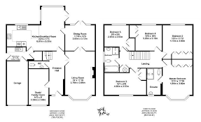 5 bedroom house floor plans 5 bedroom modern house plans uk homes zone