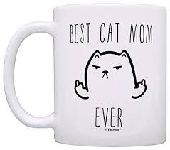 imagenes groseras de gatos divertido gato regalos mejor gato mamá gato grosero siempre