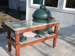 Green Egg Table by New Egghead And Large Egg Table U2014 Big Green Egg Egghead Forum