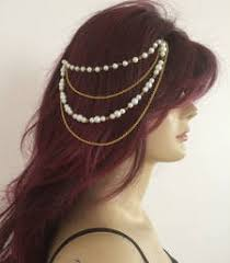 hair chains hair accessories online shop buy bridal bobby pins bands