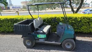 2012 club car carryall turf 232 industrial utility gas golf cart