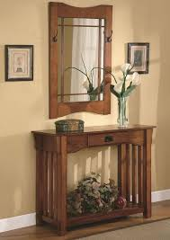 foyer accent table table and mirror for foyer trgn ad69c1bf2521