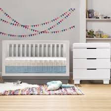 Babyletto Convertible Crib Babyletto 2 Nursery Set Acrylic Harlow 3 In 1 Convertible