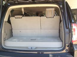 gmc yukon trunk space 2015 gmc yukon slt review by a mom and owner