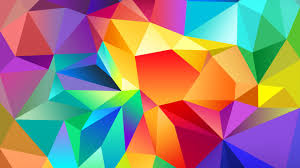 polygon amazon black friday polygon android wallpaper triangle background orange red