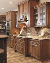 Kitchen With Brick Backsplash Inspiration For Our Kitchen We U0027ve Finally Made Up Our Minds We