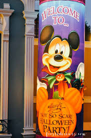 mickeys not so scary halloween party 2017 mickey s not so scary halloween party at magic kingdom park