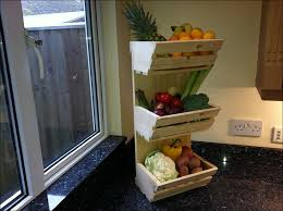Wire Drawers For Kitchen Cabinets Kitchen Fruit Basket Stand 2 Tier Wire Fruit Basket 3 Tier
