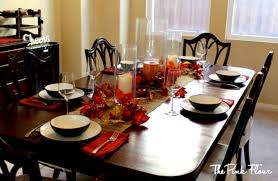 Dinner Table Decoration Amazing Centerpiece Ideas For Dining Room Table Afrozep