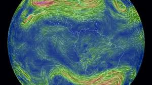 Wind Map United States by This Interactive Map Of Earth U0027s Weather Is The Most Stunning Thing