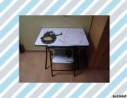 bureau barbapapa bureau et chaise barbapapa