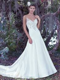 maggie sottero wedding dress u2013 kimberly