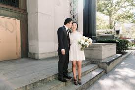 new york elopement photographer city hall u0026 the wooly nyc