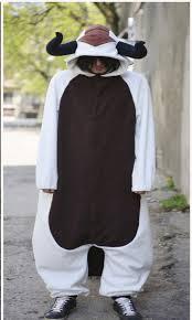 Kigurumi Halloween Costume Pajamas Appa Onesie Sky Bison Costumes Kigurumi Costume
