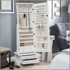 Jewelry Storage Cabinet Shoe Storage Cabinet Mirror Door Home Design Ideas