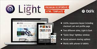 callisto premium responsive e commerce template by planetshine