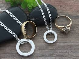 necklace with ring holder images The modern rules of wedding ring holder for men wedding jpg