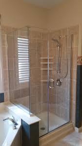 Custom Glass Doors For Showers by Custom Glass Shower Doors In Garner Nc Glass Solutions Llc