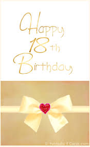happy 18th birthday jessie card for fb olds age specific