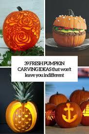2017 pumpkin carving ideas 39 fresh pumpkin carving ideas that won u0027t leave you indifferent
