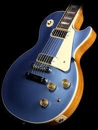 light blue gibson les paul 2015 gibson les paul deluxe in metallic pelham blue like the