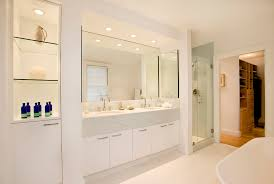 Bathroom Recessed Light Bright Halo Recessed Lighting Mode Boston Modern Bathroom