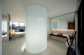 curved glass shower door curved showers european flair to your bathroom