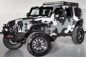 jeep snow meme arctic camo vinyl wrap roll snow camouflage vinyl film bubble free