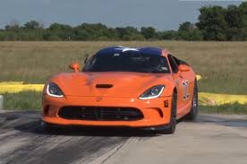 Dodge Viper Orange - this twin turbocharged dodge viper is a snake you need to keep