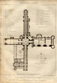 Althorp House Floor Plan by