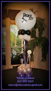 80 best centerpieces images on pinterest balloon centerpieces