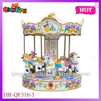 Carousel Horse Centerpiece by Buy Carousel 3 Player Revolving Little Horse In China On Alibaba Com