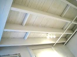 unfinished basement ceiling ideas excellent finishing touches for