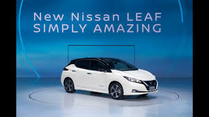 nissan canada leaf 2018 nissan leaf 2018 icon of intelligent mobility simply amazing