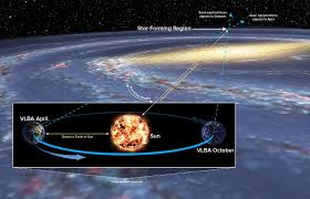 Ohio how long would it take to travel one light year images Astronomers locate distant region of newly forming stars the verge jpg