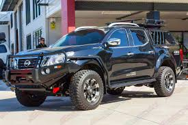 nissan trucks black nissan navara np300 d23 dual cab black ironman 15042015 11111