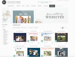 wedding websites free we review the top 5 free wedding websites to use for your wedding