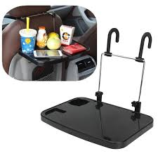 Desk Computer Stand Foldable Car Seat Back Laptop Desk Computer Stand Dinner Table