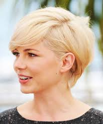 short hairstyles ideas short hair for round faces women