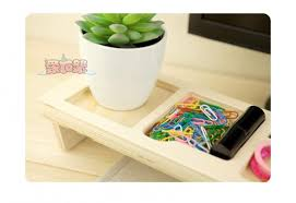 Personalized Desk Organizer Wooden Desk Organizer Office Stationery Racks Personalized Desktop