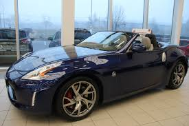 2017 nissan 370z convertible featured vehicles at northland nissan prince george