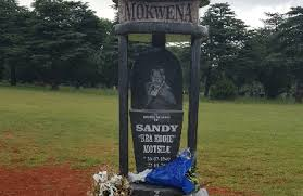 tombstone cost mokwena s pillar of the community tombstone cost around r100k