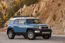fj cruiser 2014 will be the final model year for the toyota fj cruiser