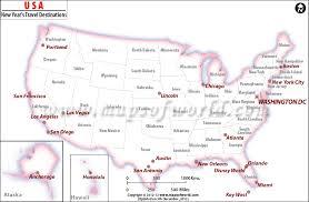 us new year s destinations maps destinations
