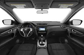 nissan rogue interior 2016 nissan rogue review carsdirect