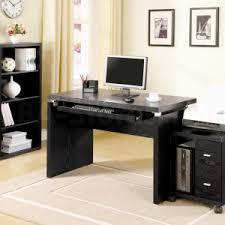 Modern Home Office Decor Decorating Cool Computer Desks As Brown Wooden Computer Desk For