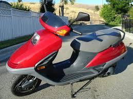 honda reflex honda elite 250 motor scooter guide