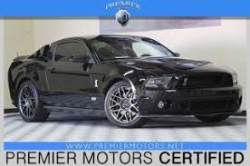 2012 mustang gt500 used 2012 ford shelby gt500 for sale pricing features edmunds
