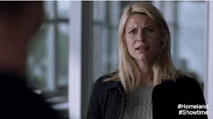 Claire Danes Meme - confused nyc showtime claire danes homeland carrie mathison humor